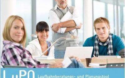 Laufbahnplanungstool Lupo2023 steht betreit