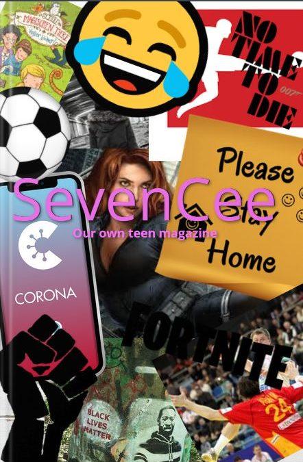 7c gestaltet digitales Teen Magazine